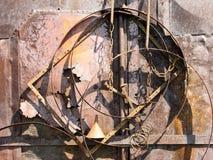 Artículos oxidados Imagenes de archivo