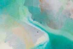 Artístico brillante salpica Textura abstracta del color de la pintura stock de ilustración