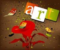 Free Art 03 Royalty Free Stock Photo - 7691105