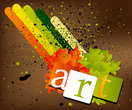 Art 09 Royalty Free Stock Image