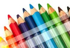 Art. Pencils Stock Photos
