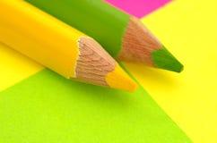 Art. Pencils Royalty Free Stock Image