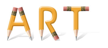 Art Royalty Free Stock Image