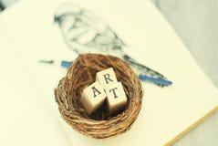 Art Stock Foto's