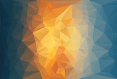 Art Abstract-achtergrond voor ontwerp stock illustratie