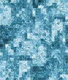 Art abstract background, seamless pixelated pattern Royalty Free Stock Image