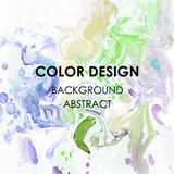 Art abstract background watercolor paint  texture design poster illustration  Royalty Free Stock Photo