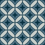 Art abstract floor geometric seamless pattern Royalty Free Stock Photography