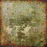 Art abstract grunge graphic background Stock Photography