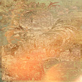 Art abstract grunge graphic background Stock Photos