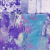 Art abstract grunge graphic background Royalty Free Stock Photography