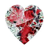 Art Abstract Heart Stock Fotografie