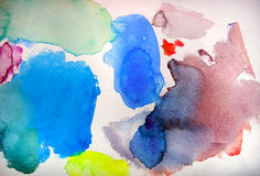 Art abstract paint Stock Photography