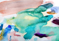 Art abstract paint Royalty Free Stock Photo