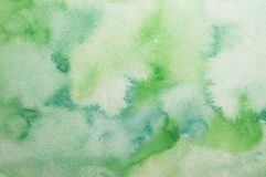 Art abstract watercolor background. On paper texture Stock Photo