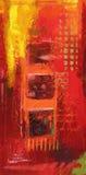 Art abstrait Image libre de droits
