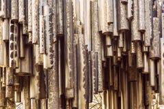Art abstrait de concept Monument de Sibelius photo libre de droits