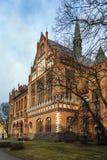 Art Academy of Latvia, Riga Royalty Free Stock Photography