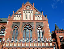 The Art Academy of Latvia Stock Photography