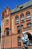 Art Academy von Lettland lizenzfreies stockbild