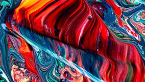 Art of acrylic color painting. Abstract background stock photography