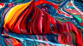 Art of acrylic color painting. Abstract background royalty free stock images