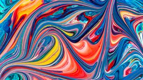 Art of acrylic color painting. Abstract background royalty free stock photos