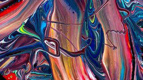 Art of acrylic color painting. Abstract background royalty free stock image
