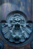 Art age-old door stock photos