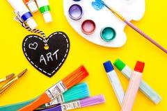 Art - amour Image libre de droits