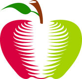 Art apple Royalty Free Stock Photo