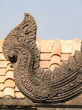 Art and architecture of Prasat Nang Ram, Korat Stock Photography