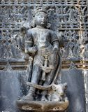 Art of arthuna temple. Royalty Free Stock Images