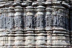 Art of arthuna temple. Stock Photos