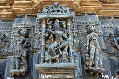 Art of arthuna temple. Royalty Free Stock Photography