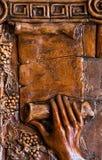 Art Background de madeira Foto de Stock