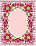 art background flower pop Στοκ Εικόνα