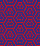 Art background pattern stars Royalty Free Stock Photo