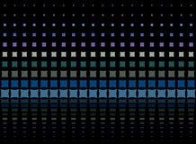 Art Background psicadélico abstrato colorido Vetor Illustratio Foto de Stock