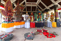 The art of Bali. The art of religion Bali stock image