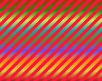 art bars diagonal gradient op over red απεικόνιση αποθεμάτων