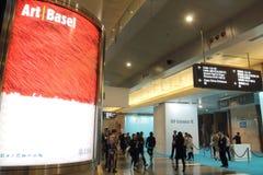 Art Basel Hong Kong 2016 Stock Photography