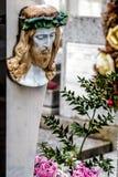 Art Begräbnis- Kreuzes 13 Stockbilder