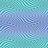 art big blue multiple op seamless violet waves Στοκ φωτογραφία με δικαίωμα ελεύθερης χρήσης
