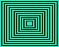 art black blue greenish homage op square to Στοκ Εικόνα