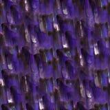 Art Black, viola, chiazza blu della pittura dell'inchiostro dell'acquerello Fotografia Stock Libera da Diritti