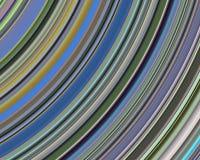 art blue circles genetic green grey orange Στοκ Φωτογραφίες