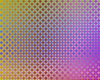 art blue circles op orange thousand to violet Στοκ Εικόνες