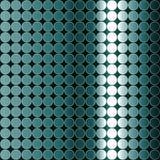 art blue dots gradient gray monochrome op polka Στοκ φωτογραφίες με δικαίωμα ελεύθερης χρήσης