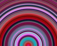 art blue generative hues magenta red sundawn Στοκ φωτογραφία με δικαίωμα ελεύθερης χρήσης